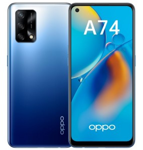 OPPO A74 Blue