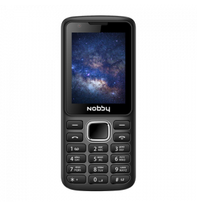 Nobby 230 черный
