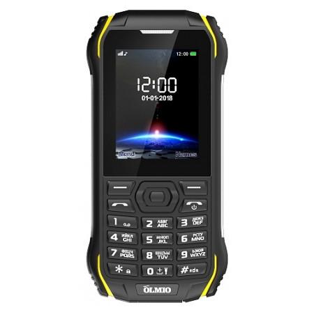 Olmio X05 Черно-желтый