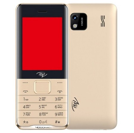 ITEL IT5631 DS Champagne Gold