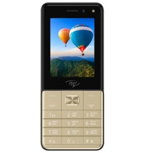 ITEL IT5250 DS Champagne Gold